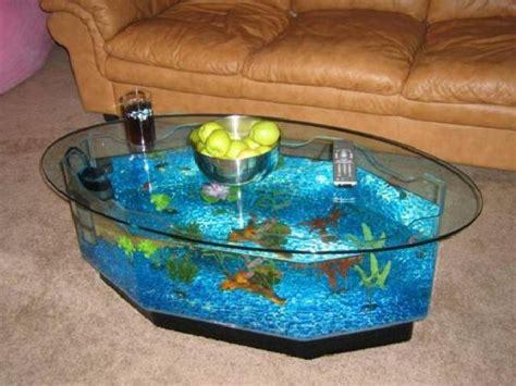 coffee table aquarium creative coffee table aquarium