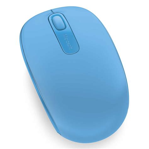 Mouse Wireless Bentuk Mobil mouse wireless microsoft mobile 1850 azul ciano mouses