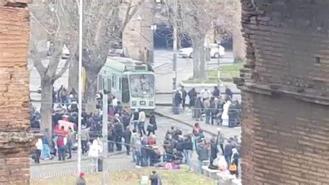 il mercatino roma porta maggiore il mercatino rubato di porta maggiore durante il