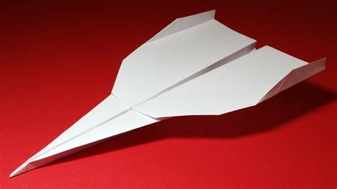 Make A Paper Glider - how to make a paper airplane paper airplanes best