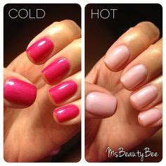 chagne pink color 1000 images about gelish on nails