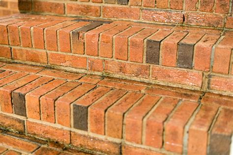 Brick Stairs Design After Surface Cleaning Cake Ideas And Designs