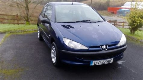 is peugeot a good car good wee car need gone 2001 peugeot 206 11 for sale with
