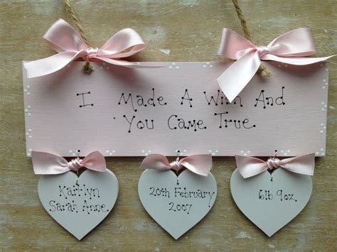 Handmade Baptism Gifts - 17 best images about personalised christening baby gifts