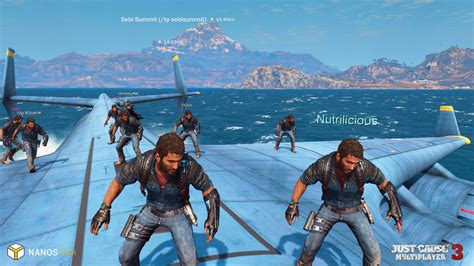 With Just Cause just cause 3 multiplayer mod on steam