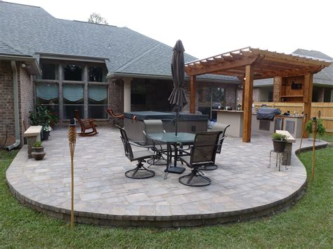 backyard patio pavers eco friendly patio pavers custom outdoor conceptscustom outdoor concepts
