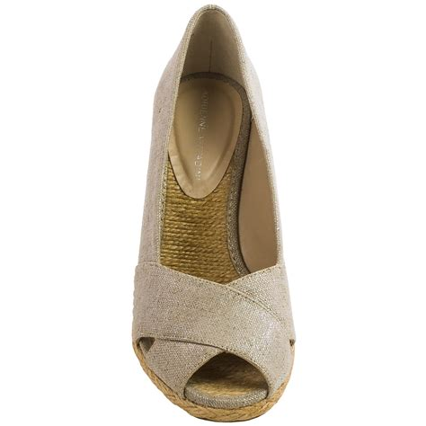 wedge shoes for adrienne vittadini bailee wedge shoes for save 86