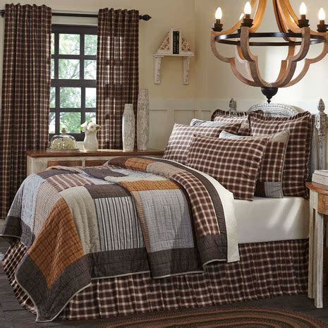 Rory Queen Quilt by VHC Brands