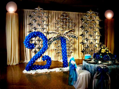 decoration ideas 21st birthday decoration ideas party themes inspiration