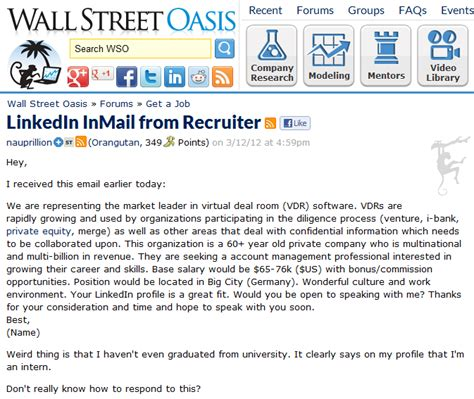 inmail template do recruiters ruin linkedin boolean black belt sourcing