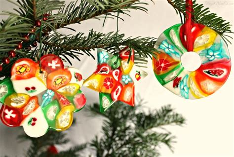 How To Make Handmade Ornaments - ornaments frugal eh