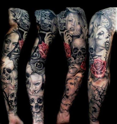 tattoo choice quiz 1000 ideas about skull sleeve tattoos on pinterest