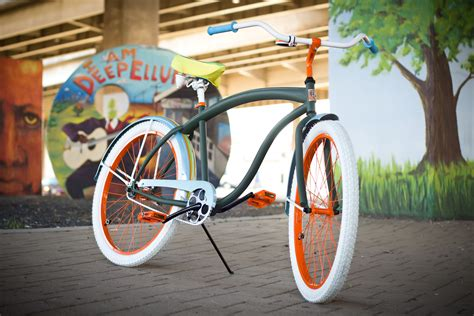 Handcrafted Bicycles - file villy custom luxury fashion bicycle ellum jpg