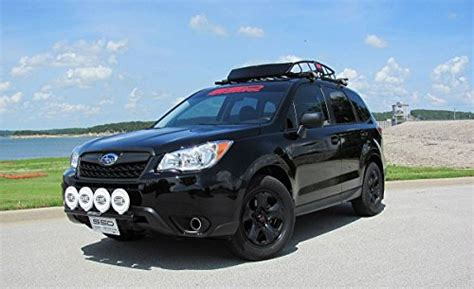 subaru forester rally fits 2015 subaru forester 2 5 rally light bar bull bar