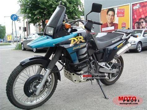 Suzuki Dr800 1999 Suzuki Dr 800 S Big Moto Zombdrive