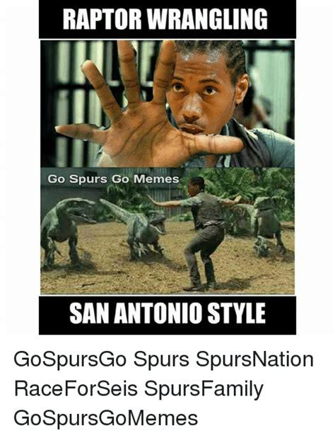 San Antonio Memes - funny raptor memes of 2017 on sizzle the team