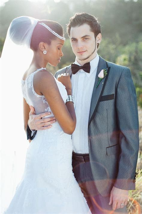 Multicultural South African Wedding from Bright Girl