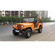 Fully Customized Mahindra 540 Open Jeep At 385 Lakh Only