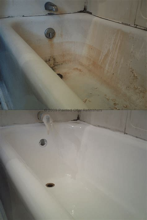 rust stain removal bathtub testimonials 171 bathtub refinishing tile reglazing