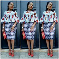 trendy ankara styles 2017 you will love to see