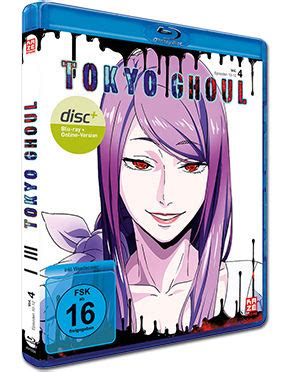 Tokyo Ghoul Vol 4 by Tokyo Ghoul Vol 4 Anime World Of
