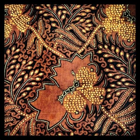 fabric design of indonesia indonesian fabric textiles pinterest