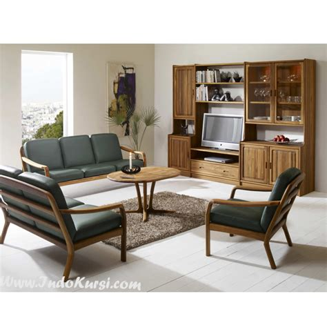 Set Sofa Tamu Retro 31meja Kursi Tamu Minimalis Sofa Malas Stool set kursi sofa ruang tamu vintage minimalis indo kursi
