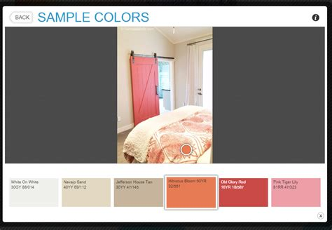 how to color match paint evejulien apps to match and find paint color palettes