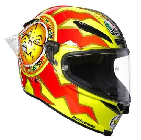 Helm Agv Anniversary Valentino Agv Pista Gp R 20th Anniversary Helmet