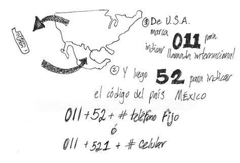 codigo para llamar a un celular en mexico it norawa 191 como marco a n 250 meros fijos y celulares desde