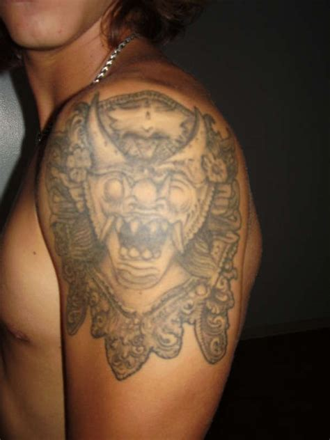 tattoos of barong my barong ket tattoo