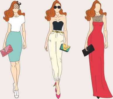 fashion clipart fashion clipart cliparts galleries