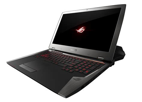 Asus Rog Water Cooled Notebook asus rog gx700 gaming laptop has water cooling dock technabob