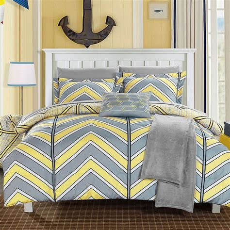 yellow down comforter 25 best chevron comforter ideas on pinterest black