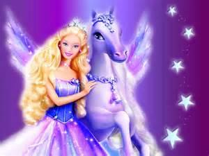 barbie magic pegasus barbie movies wallpaper