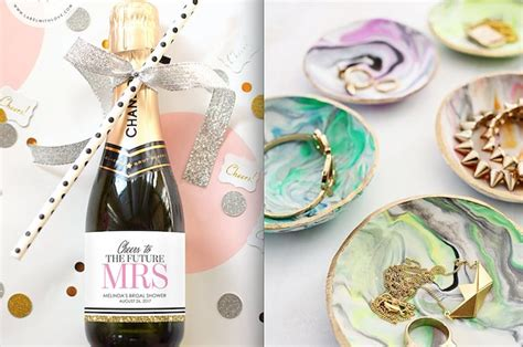 creative diy bridal shower favors adorable inspiration decorations designs themed