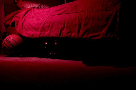 monsters under the bed do you ever really grow out of your childhood fears