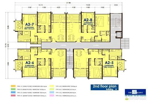 2nd floor framing plan the regent phuket