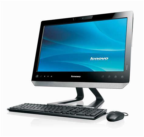 Lenovo c320 20 inch all in one desktop pc black intel pentium g640