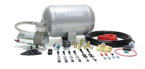 viair ultra light duty onboard air system 12v 130 psi compressor 1 0 gal tank