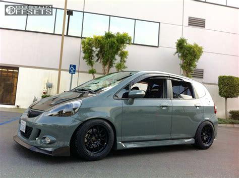 Coilover Costum Honda Jazz Rs Ge8 Honda 2007 honda fit 949 racing 6ul buddy club coilovers