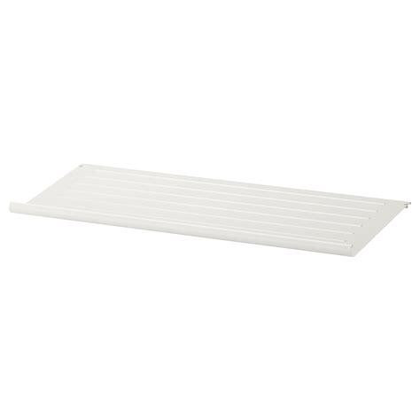 ikea sneaker shelves komplement shoe shelf white 100x35 cm ikea