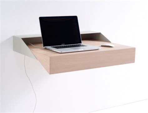Space Saving Laptop Desk Table In Space Saving And Multifunctional Desk
