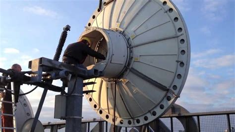 relocation of two andrew 3 7m earth station antennas in berlin by skybrokers