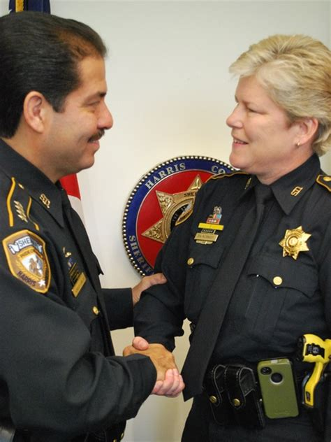 slideshow a quot major quot change at harris county sheriff s