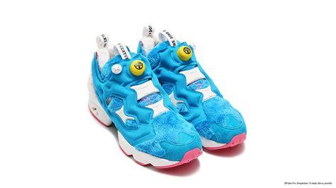 Doraemon Shoes be a cool cat in these doraemon reebok shoes nerdist