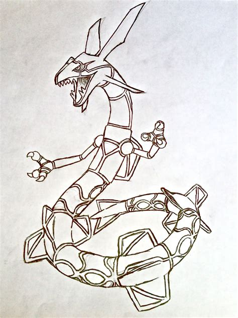 legendary pokemon coloring pages rayquaza free coloring pages of pokemon omega ruby