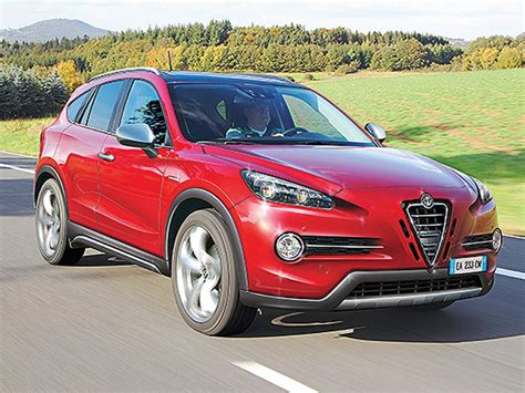alfa romeo suv expected to land in 2016 according to fca
