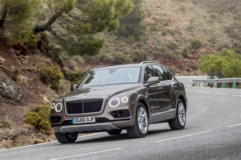 bentley bentayga 2017 2017 bentley bentayga diesel review caradvice
