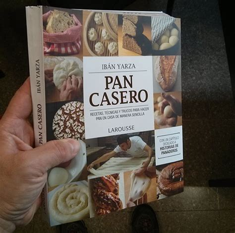 libro pan casero cursos de pan en barcelona octubre de 2013